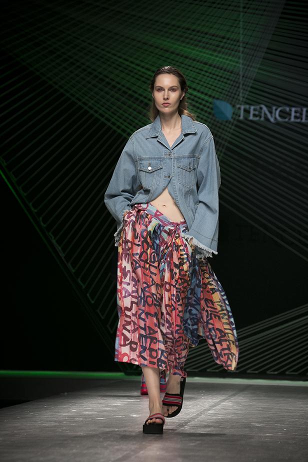 #中国原创设计-中国国际时装周#