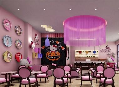 Kitty猫主题茶餐厅