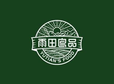 雨田良品 YUTIAN'S FOOD(品牌LOGO)|辛未设计