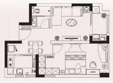室内设计方案户型优化