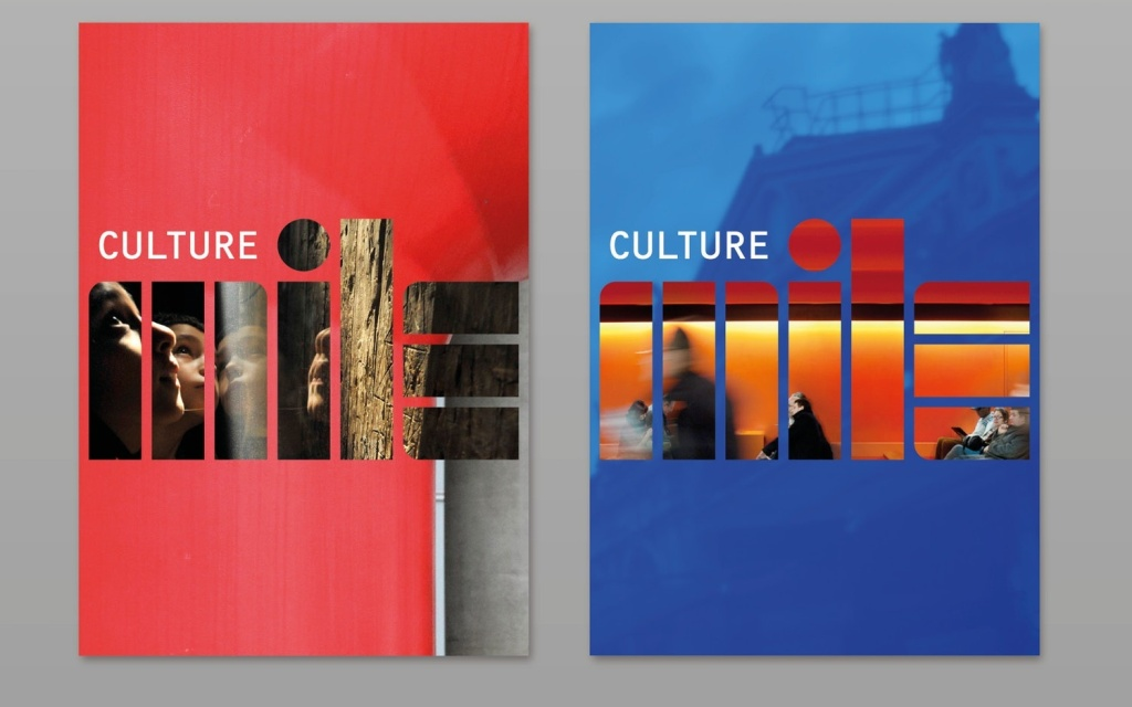 Culture Mile伦敦金融城公司品牌形象设计