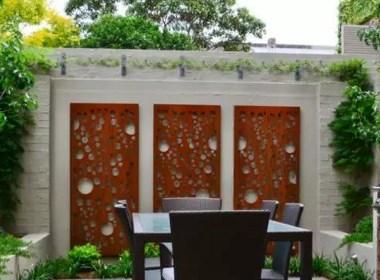 庭院设计|阳光假日,拥有一方庭院是幸福的