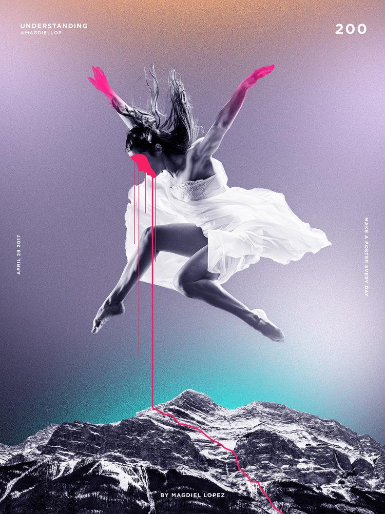 Magdiel Lopez惊艳眼球的海报作品
