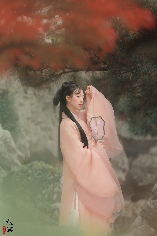秋雾—人像摄影