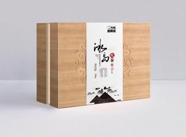 茶叶包装设计/木盒包装/普洱茶包装