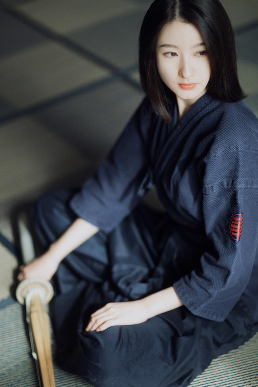 剣道—人像摄影
