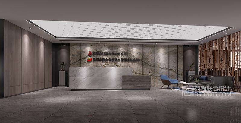深圳办公室设计 | 联合创投资公司办公室装饰