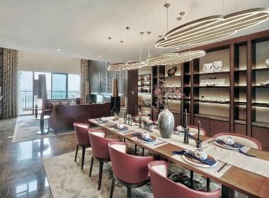 """新中式豪宅的顶级之""""奢""""-欧模网设计头条"""