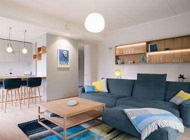 Ace of空间设计 | 117㎡公寓设计