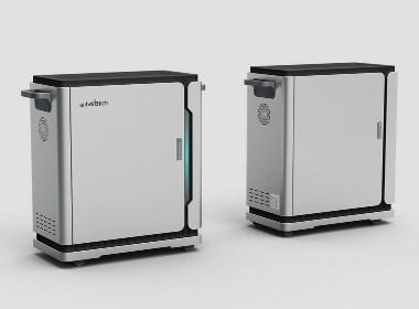 优秀工业设计产品推荐——PAD充电柜设备