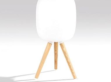 简约木纹 桌面台灯 GX Diffuser