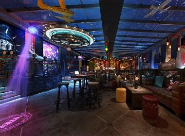 玻璃房子酒吧-成都酒吧装修|成都酒吧设计公司|成都特色小酒吧设计公司