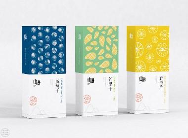 山语  果干包装设计