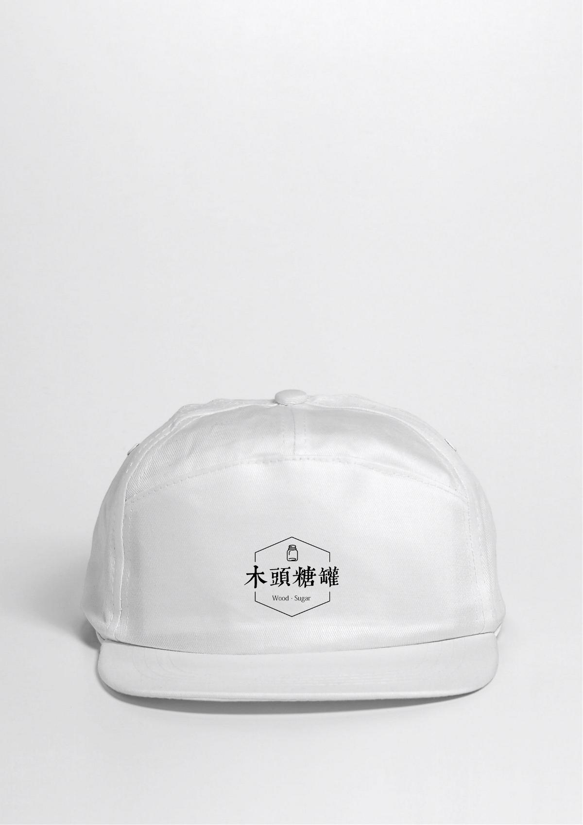 木头糖罐-logo设计