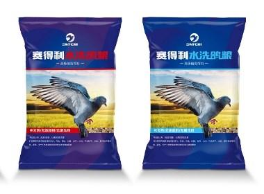 鸽粮包装袋设计