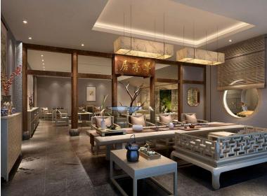 清雅茶吧-成都中式茶楼设计|成都主题茶楼设计|成都茶楼装修公司|南昌茶楼设计公司|成都茶吧设计公司