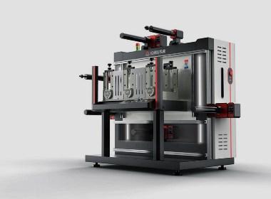 机械模切机设计——优秀工业设计产品推荐