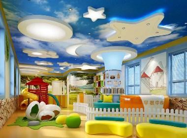 幼儿园设计案例效果图