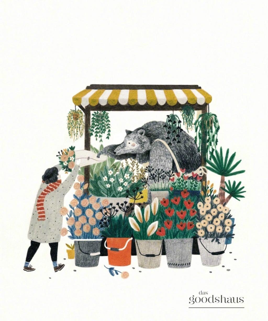 liekeland 的插画欣赏