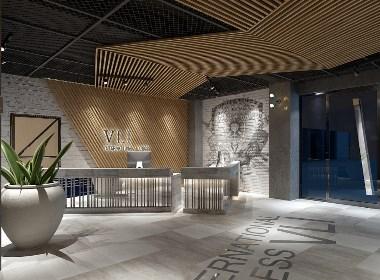 眉山VLI健身房设计-成都健身房设计公司|成都专业健身房装修|成都专业健身房设计|成都健身会所设计公司