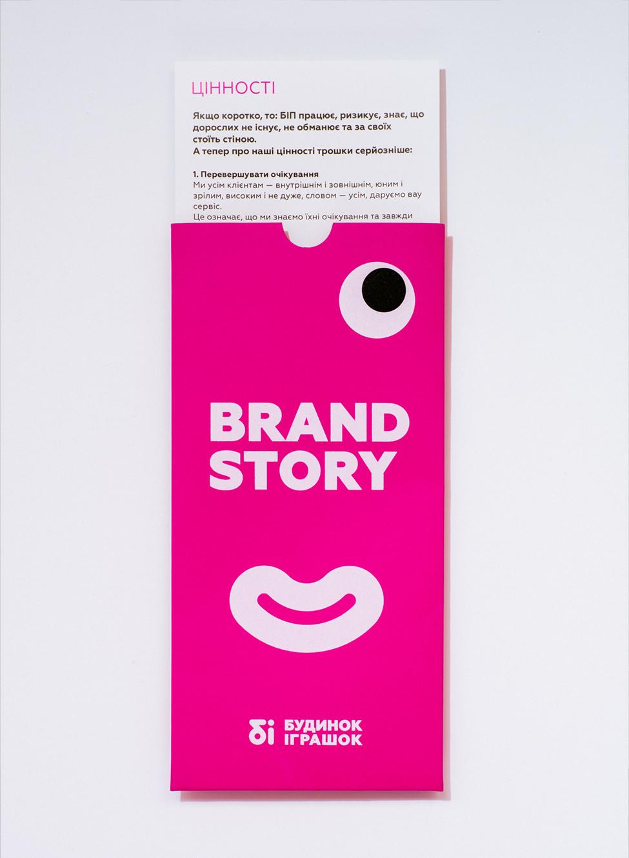 乌克兰玩具连锁商店品牌VI设计