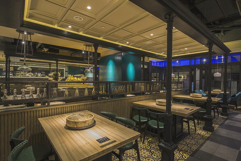 蒸锅瘾餐厅杭州滨江宝龙店
