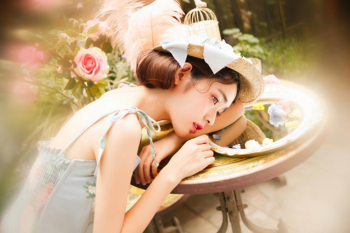 洛丽塔的下午茶—人像摄影