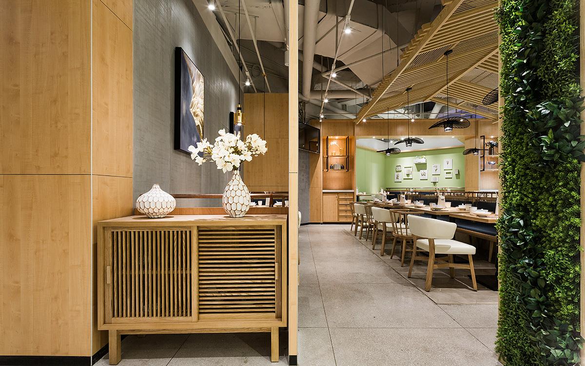 餐饮设计——深圳华空间串串店设计
