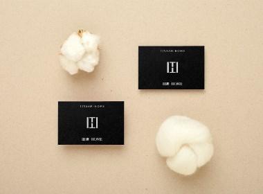 April作品「 田心HOME 」纱布棉产品品牌设计方案