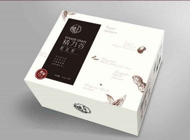 精力谷 餐饮连锁 企业LOGO设计+企业VI设计+品牌包装设计
