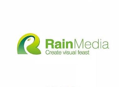 润物传媒标志设计
