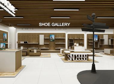 阿果拉案例   【489世界购】1000平方店设计