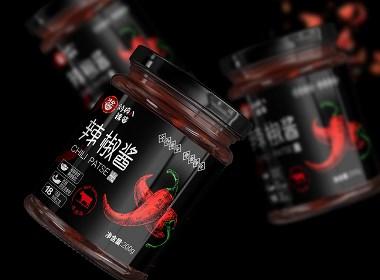 刘碎八经典版辣椒酱