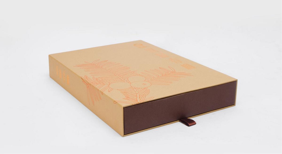 双峰香榧礼盒包装设计/农产品设计/美食特产/原生态食品