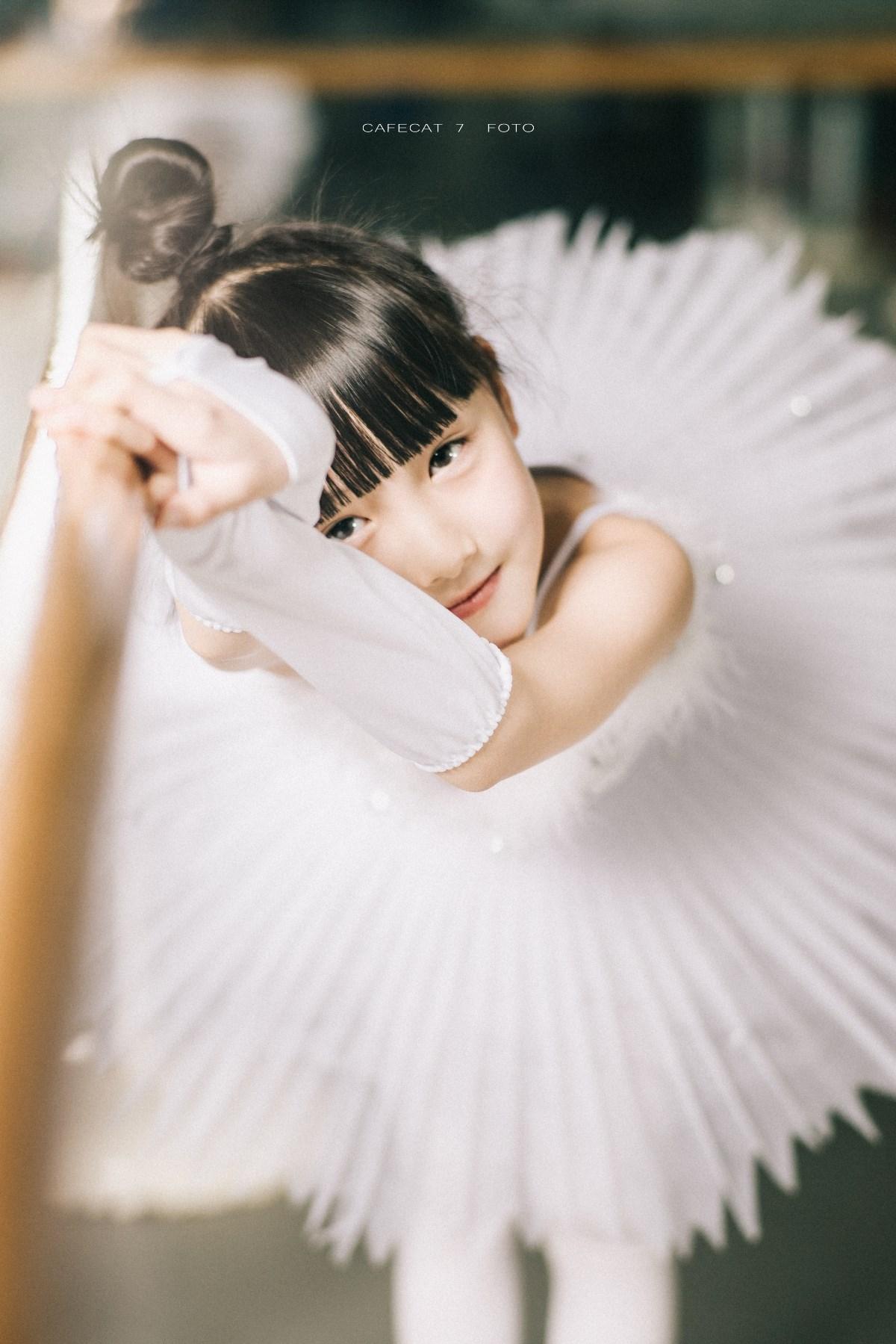 芭蕾少女—儿童摄影