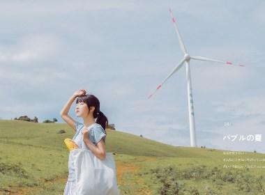 夏季风吹—人像摄影