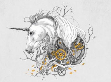 动物插画设计
