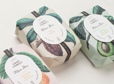 Savon Stories Lotion Bars | 品牌包裝設計分享