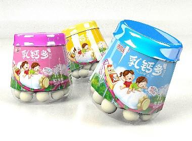 乳钙多-溶豆奶球(已商用)