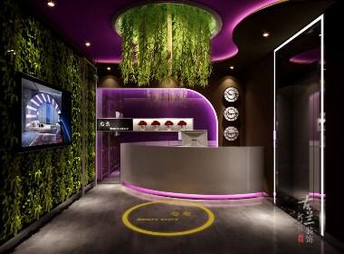 【恋念不忘情侣酒店设计】成都最专业的酒店设计公司