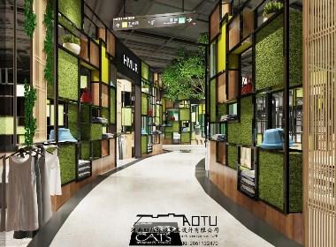 新密电子商务产业园|河南凹凸环境艺术设计