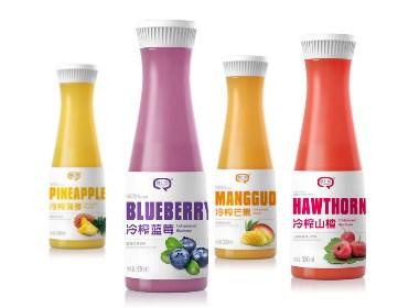 慧仁堂 果味饮品包装设计