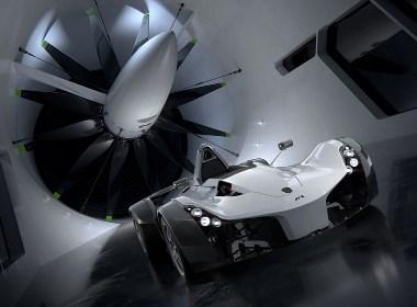 BAC MONO——优秀工业设计产品推荐