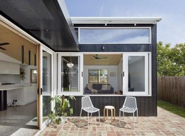 墨尔本,传统独栋别墅设计