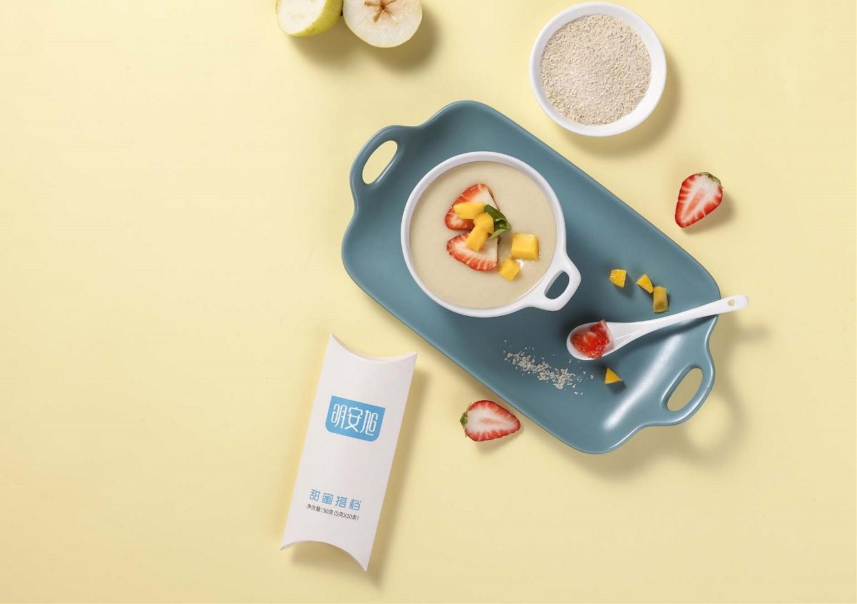 早餐米稀 包装设计