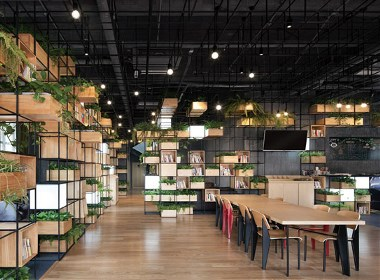 杭州咖啡厅设计方案
