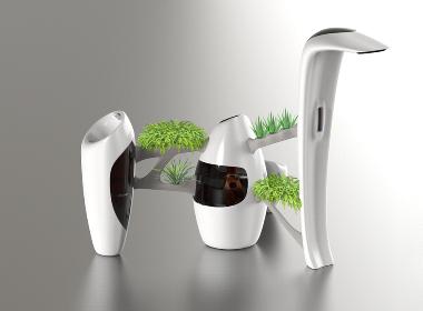 打破脑洞,未来的浴室生态系统——Blooch4