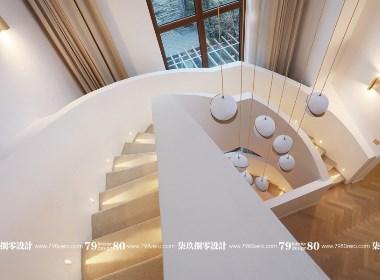 别墅软装设计 —— 七九八零室内设计出品