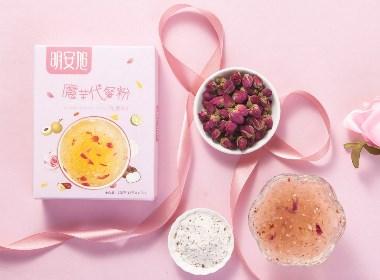 魔芋代餐粉 包装设计