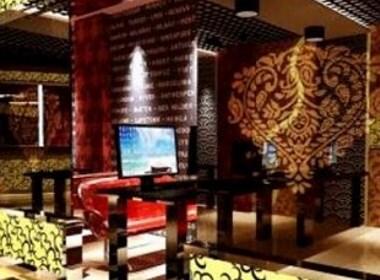内江网吧设计丨内江网吧设计公司丨内江网吧装修公司